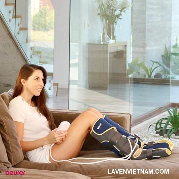 Ủng massage chân nén khí Beurer FM150