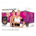 Đai massage giảm béo bụng và cánh tay Bodi-Tek AATB (6 điện cực)