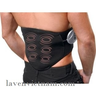 Đai massage giảm béo bụng và lưng Bodi-Tek BBMG (6 điện cực) 2