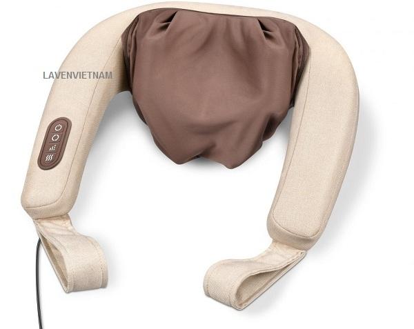 Sử dụng Đai massage Beurer MG153 shiatsu 3D giá cả phải chăng và hiệu quả không cần sự trợ giúp của người khác.