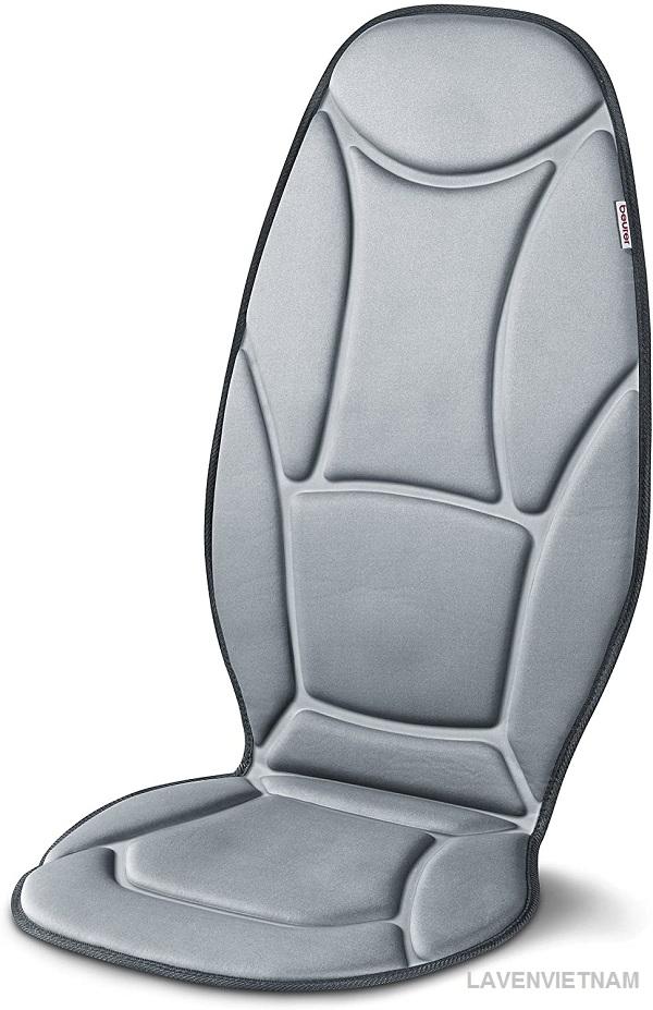 Đệm ghế massage dễ dàng sử dụng tại nhà hoặc trên đường đi