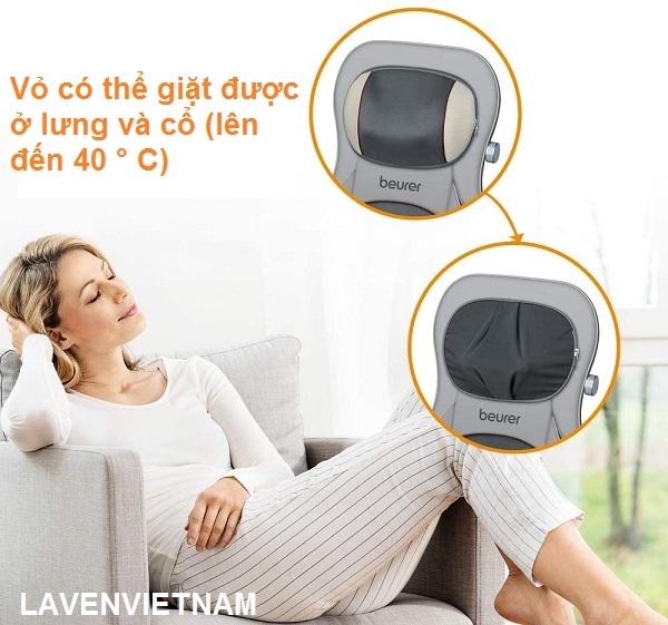 Xử lý thực tế: Chỉ cần cố định nó vào ghế, ghế bành hoặc ghế sofa của bạn bằng băng buộc. Nó được vận hành bởi một công tắc tay