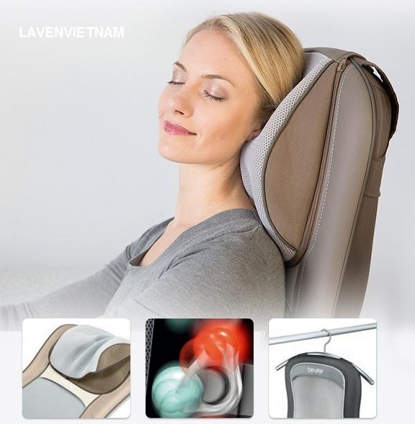Đệm ghế massage Beurer MG295 Shiatsu