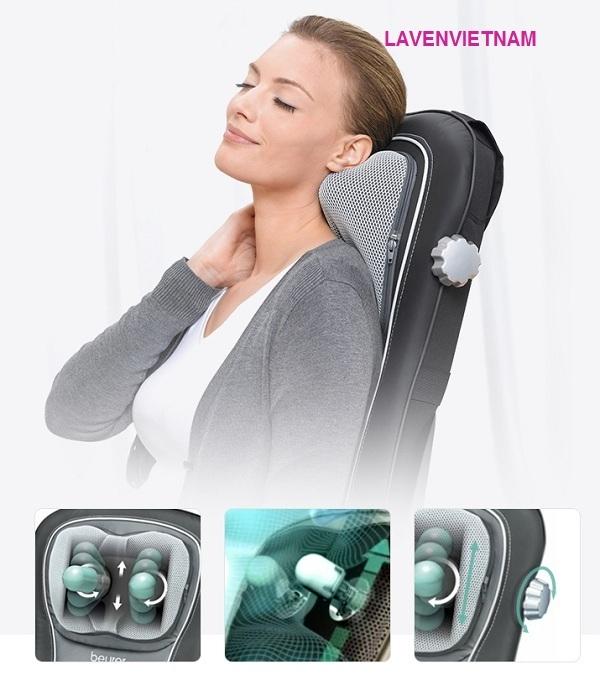 Đệm ghế massage Beurer MG260 - 7
