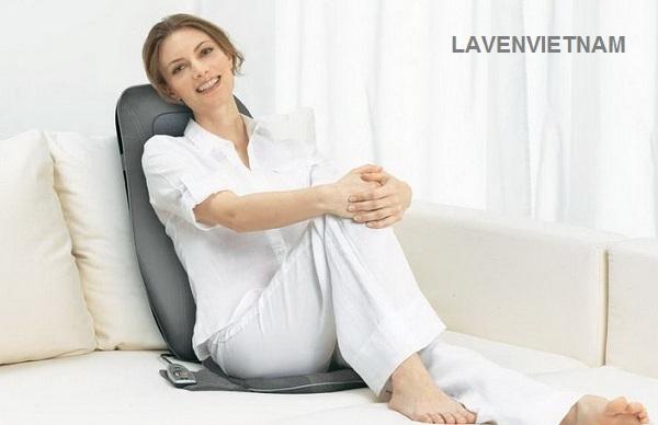 Đệm ghế massage Beurer MG206 Shiatsu