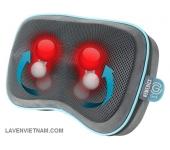 Gối massage shiatsu 3D HoMedics GST-550HRC cao cấp