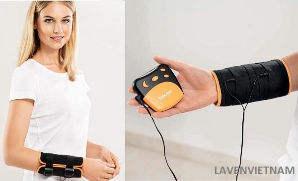 Máy massage xung điện Beurer EM28 giảm đau
