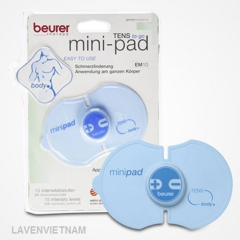 Máy massage xung điện Beurer EM10