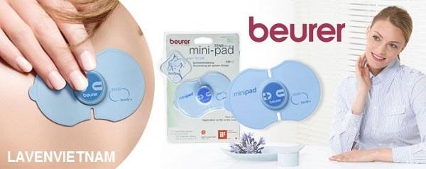 Máy massage xung điện cơ thể Beurer EM10 mini