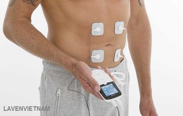 Máy massage xung điện Beurer EM49 TENS EMS kỹ thuật số