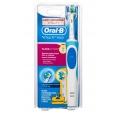 Bàn chải điện Oral B Vitality Floss Action kèm 2 đầu chải