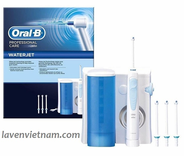 Máy tăm nước Braun Oral-B WaterJet