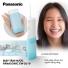 Máy tăm nước Panasonic EWDJ10 loại cầm tay bỏ túi, dùng pin sành điệu