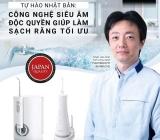 Máy tăm nước công nghệ sóng âm - bước tiến lớn trong chăm sóc răng miệng nha khoa