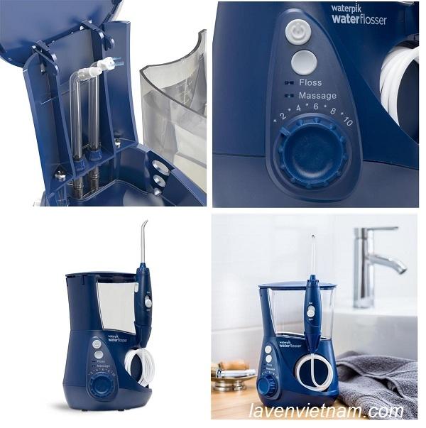 Máy tăm nước Waterpik Aquarius Professional WP-663