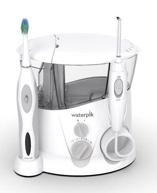 Máy tăm nước Waterpik Ortho Care WP-940 kèm bàn chải điện