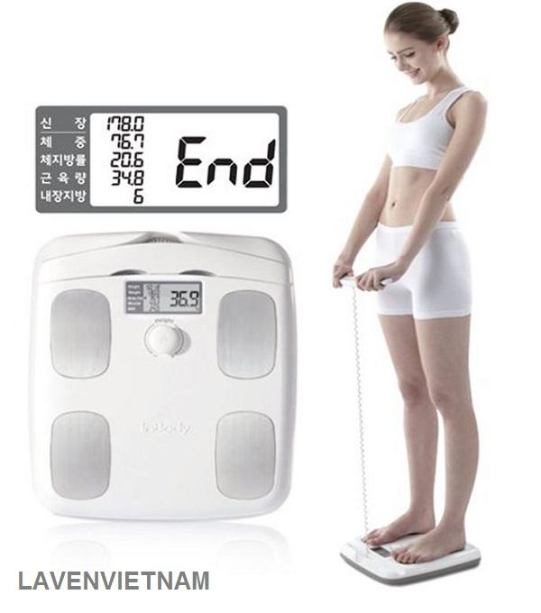 InBody Dial được trang bị tay cầm có những điện cực giống như điện cực ở chân. Vì thế bạn sẽ nhận được kết quả chính xác và trực quan hơn khi đo toàn cơ thể nhờ phương pháp DSM-BIA.