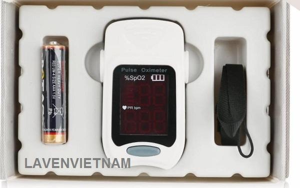 Máy đo nồng độ Oxy iMediCare iOM A3 dùng để đo sự bão hòa oxy (SpO2) trong mạch máu và nhịp tim. Phát hiện hiện tượng nhịp tim bất thường và thiếu oxy trong máu hiệu quả.