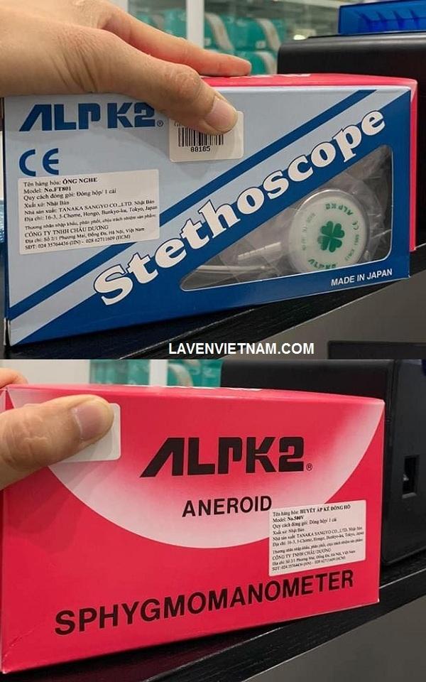 máy đo huyết áp cơ ALPK2  tiết kiệm chi phí đo, rất tiện lợi vì không cần tìm mua và thay pin khi sử dụng.