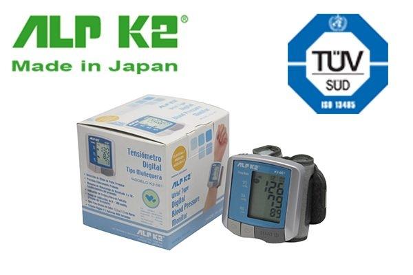 Máy đo huyết áp cổ tay ALPK2 K2-061 - Nhật