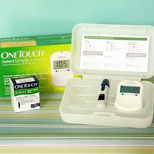 Máy đo đường huyết OneTouch Select Simple