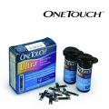Que thử đường huyết OneTouch Ultra (25 que)