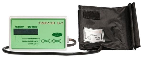 Máy đo đường huyết Omelon B2 không cần lấy máu
