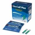 Que thử đường huyết Oncall Plus (25 que)