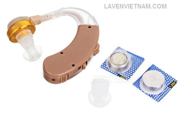 Bộ khuếch đại trợ thính kết hợp vẻ ngoài hấp dẫn về mặt thẩm mỹ với âm thanh mượt mà của loa trong.