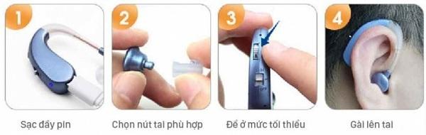 Chất liệu vành tai nghe từ Silicon TPE mềm mại giúp bảo vệ vành tai không bị ngứa, bị chày xước