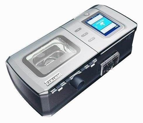 Máy trợ thở BiPAP Ventmed DS-7 cung cấp thông khí không xâm lấn cho bệnh nhân suy hô hấp điều trị ở bệnh viện hoặc tại gia.