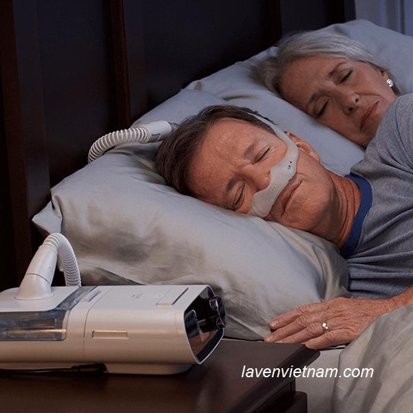 Máy giúp thở Dreamstation BiPAP Pro - Philips khiến người bệnh an tâm hơn mỗi khi ngủ