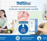 Ứng dụng tuyệt vời của nước khử khuẩn NaOClean (Nước Anolyte, nước A)