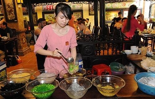 Các nhà hàng chú trọng thực phẩm sạch và an toàn thực phẩm