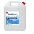 Nước Anolyte - Dung dịch khử khuẩn NaOClean - 10 lít