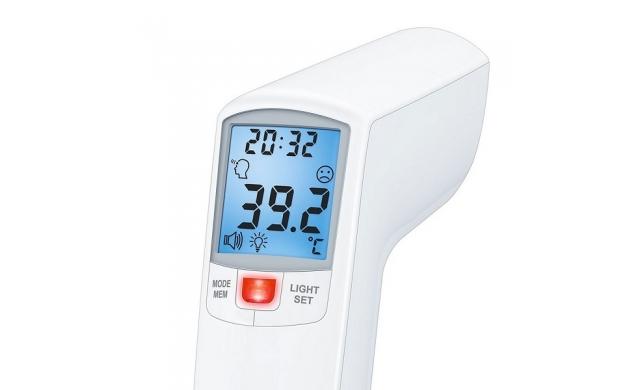 Nhiệt kế điện tử đo trán Beurer FT100