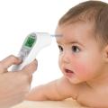 Nhiệt kế đo trán hồng ngoại Microlife NC200