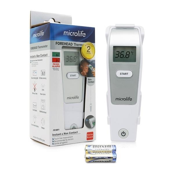 Nhiệt kế điện tử đo trán Microlife FR1MF1