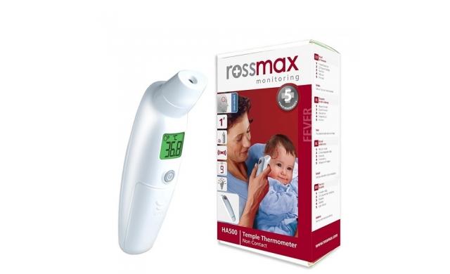 Nhiệt kế đo tai hay trán hồng ngoại được sử dụng nhiều khi đo thân nhiệt cho trẻ