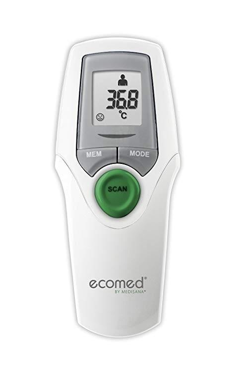 Nhiệt kế điện tử đo trán Ecomed TM 65E