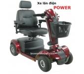 Xe lăn điện 4 bánh Power dành cho người già, người khuyết tật