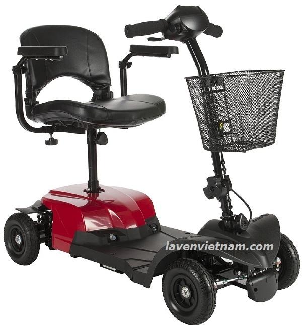 Xe lăn điện 4 bánh Rider