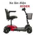 Xe điện Rider cho người già, người khuyết tật