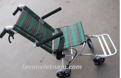Xe lăn cho trẻ em, người nhỏ nhẹ Lucass X12