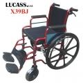 Xe lăn tay Lucass X39BJ