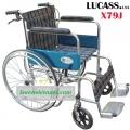 Xe lăn Lucass X79J