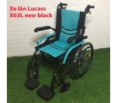 Xe lăn hợp kim nhôm Lucass X63L new