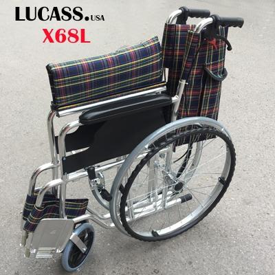 Xe lăn hợp kim nhôm Lucass X68L 2