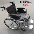 Xe lăn hợp kim nhôm Lucass X68L