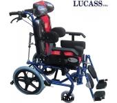 Xe lăn cho trẻ bại não Lucass X58L (X59L - X38L)